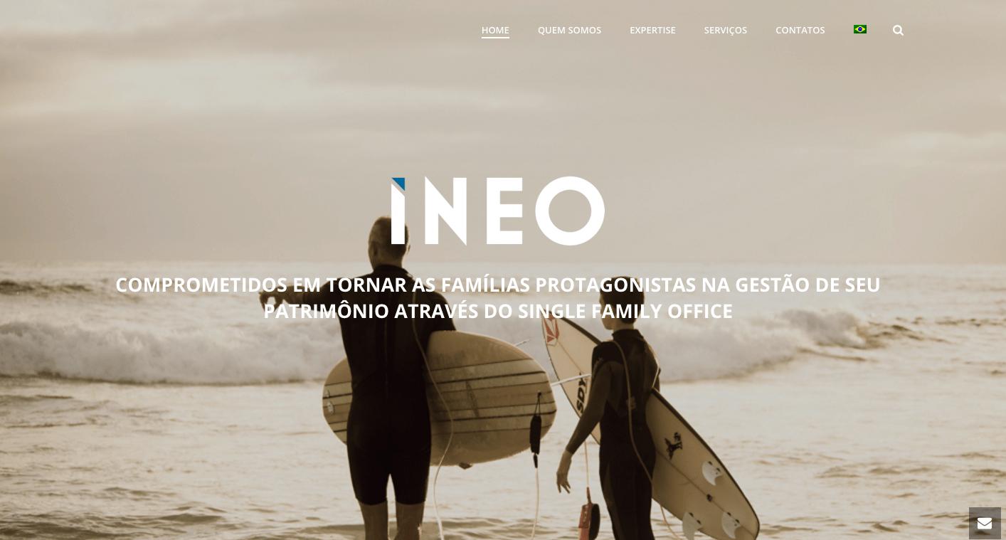 Ineo - Brésil