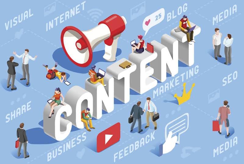 Pourquoi contenu important SEO