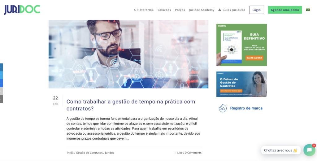 Juridoc Blog