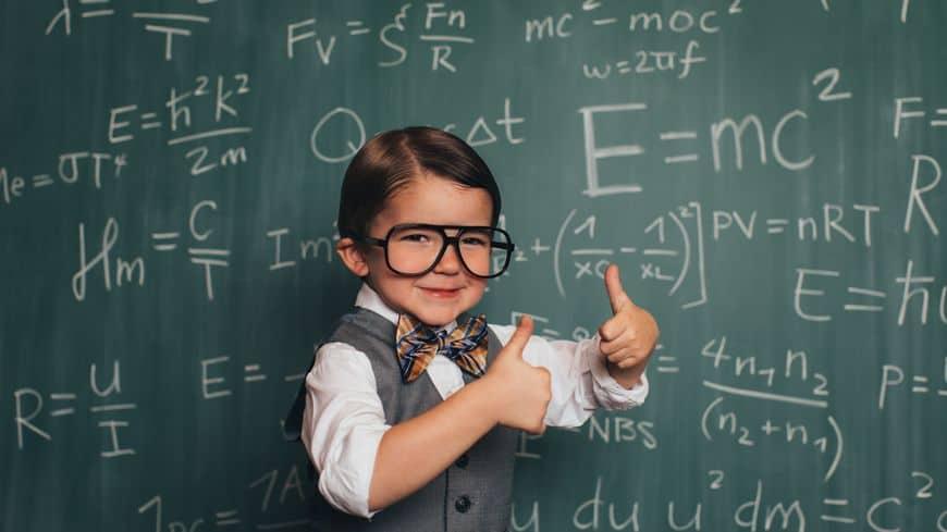 Technique de l'enfant modèle