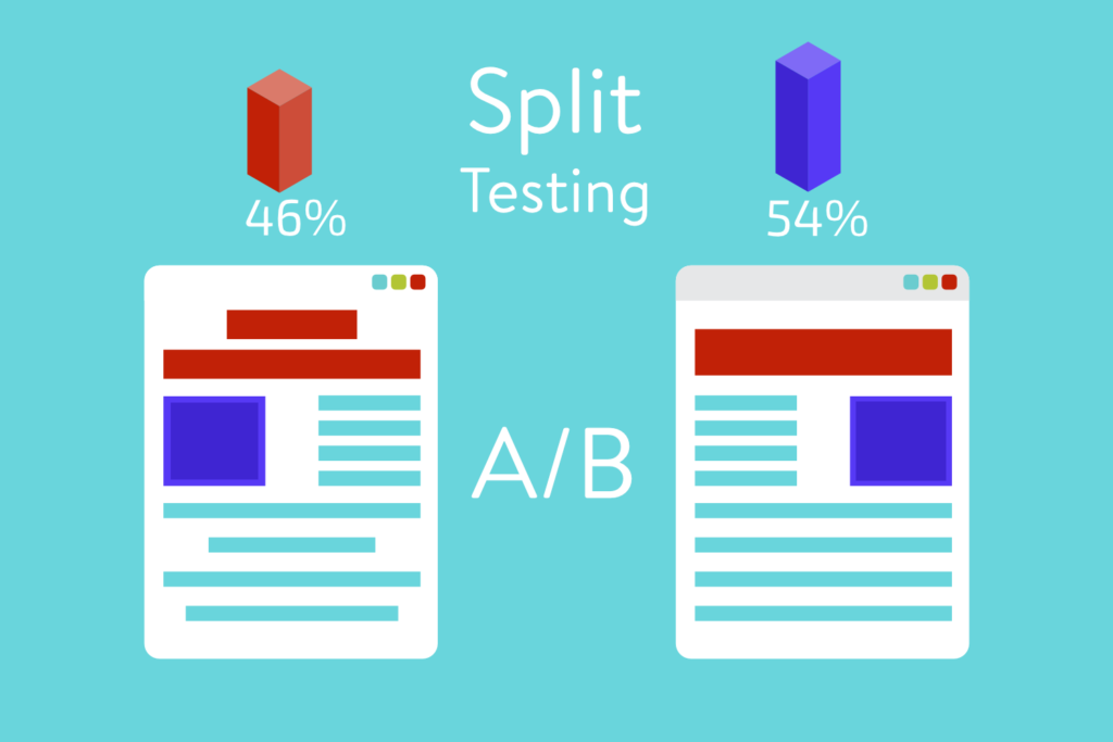 Test A/B vote concours